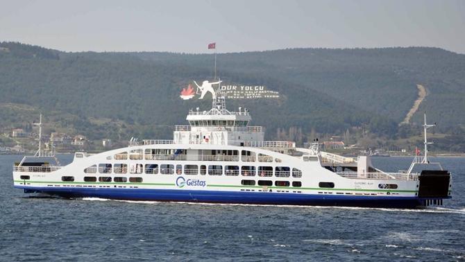 'GESTAŞ kiraladığı gemilere ayda 147 bin dolar ödüyor'