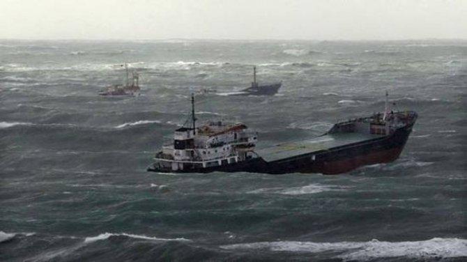 Denizciler dikkat! Denizlerde fırtına uyarısı