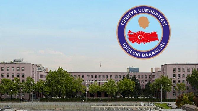 İçişleri Bakanlığı 94 derneğin faaliyetini durdurdu