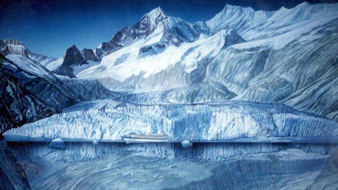 Buz kütlelerinin sesleri bilime yol gösteriyor