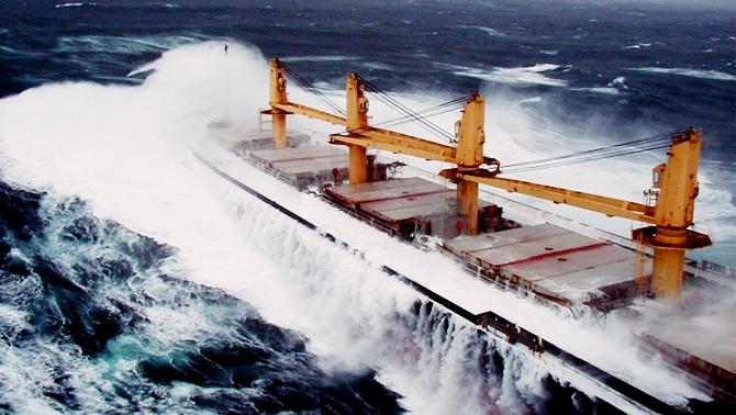 Batı Karadeniz, Marmara Denizi ve Kuzey Ege'de fırtına bekleniyor!