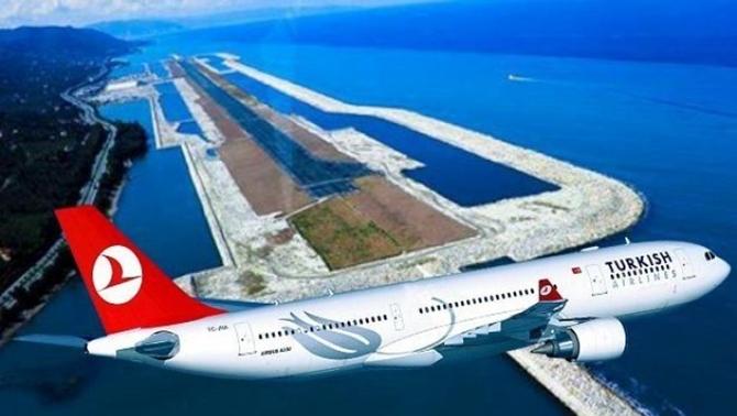 Denizin üstüne kurulacak 2. havalimanı için ihaleye çıkılıyor