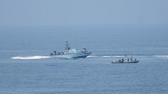 İsrail askerleri Filistinli balıkçıyı yaraladı