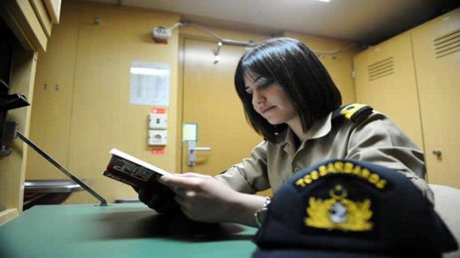 Havacı-Denizci yasağı kalkıyor, kadınlarda okullara alınacak!