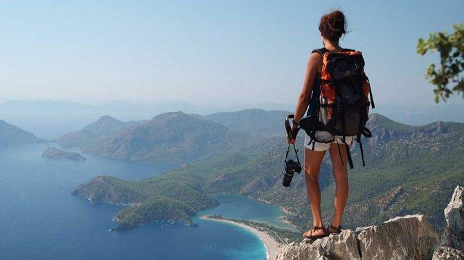 'Sürdürülebilir turizm'de hedef Likya Yolu