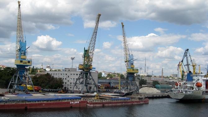Ukrayna'da yasa kapsamında liman isimleri değiştiriliyor