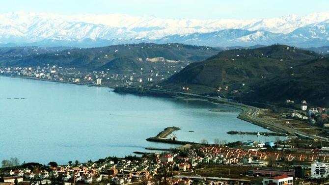 Trabzon'un Yomra ilçesine kruvaziyer limanı yapılacak