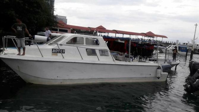 Malezya'da turist teknesi kayboldu, 6 kişi aranıyor!