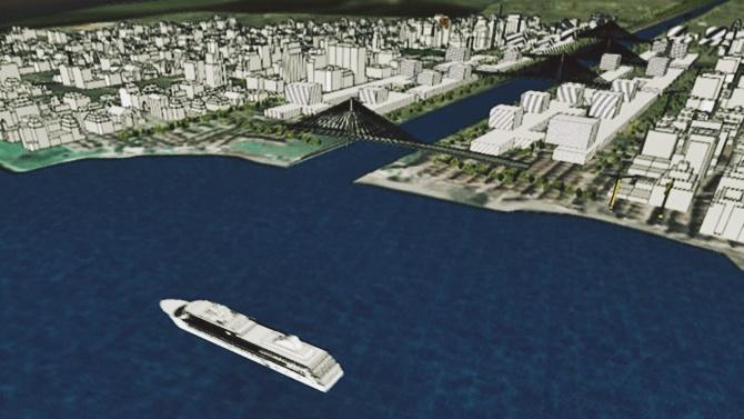 Kanal İstanbul'un hafriyatları ile yapay adalar yapılacak