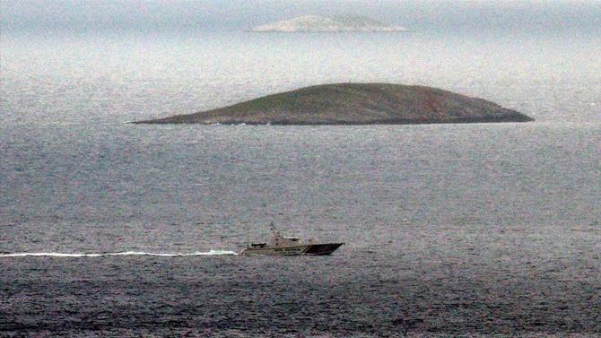 Türk balıkçılar Kardak yakınlarında avlandı
