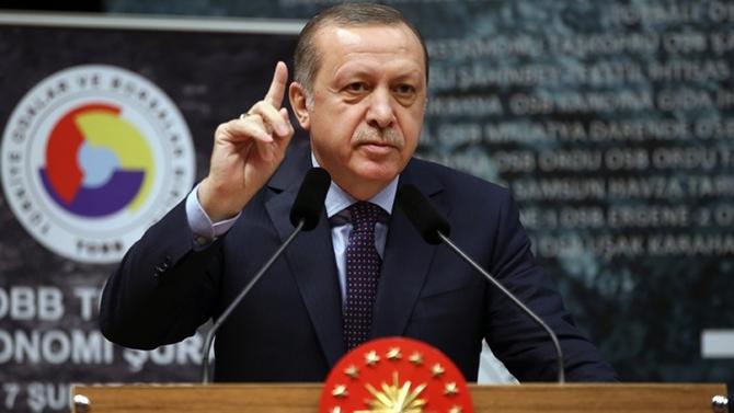 """Cumhurbaşkanı Erdoğan: """"Hepimiz aynı gemideyiz"""""""