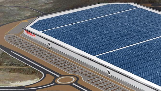 Dünyanın en büyük güneş enerjili çatısı Amerika'da