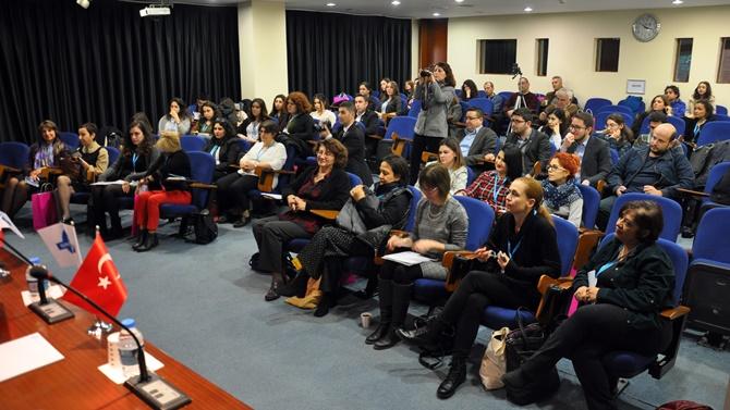 GMO 1. Kadın Çalıştayı gerçekleştirildi