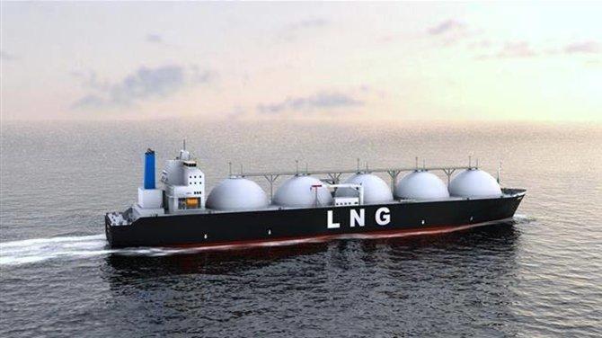 Türkiye'nin ikinci LNG gemisi yıl sonuna kadar devreye girecek