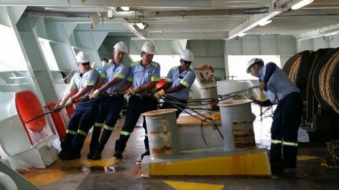 Gemilerin demirlenmesi/bağlanması rehberi hazırlanıyor