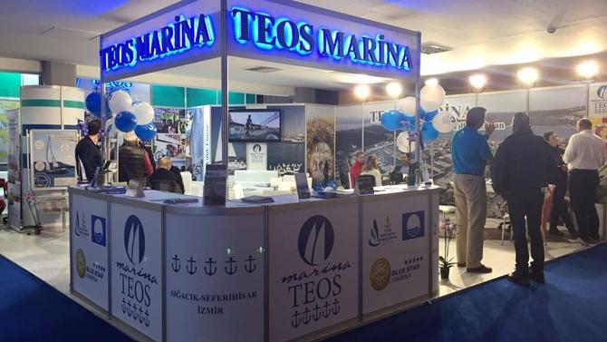 Teos Marina 4 müjde ile yatçıları sevindirdi
