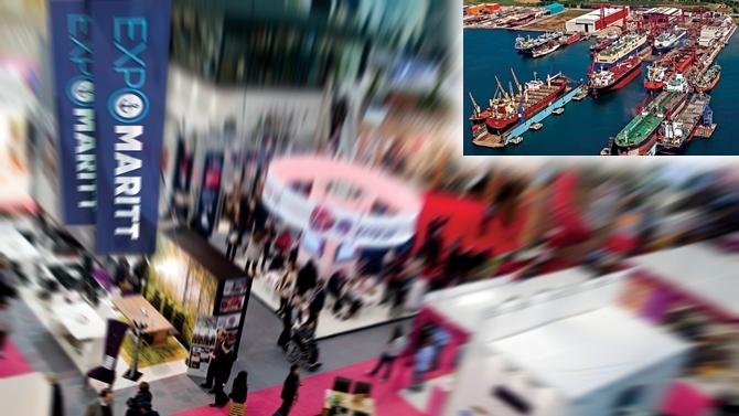Exposhipping Fuarı 21 Mart'ta İstanbul'da ziyarete açılıyor