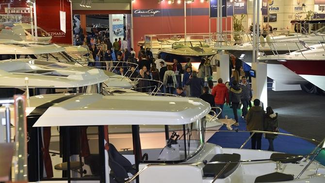 Boat Show'un bu yıl ziyaretçisi 63 bin 507 kişi oldu