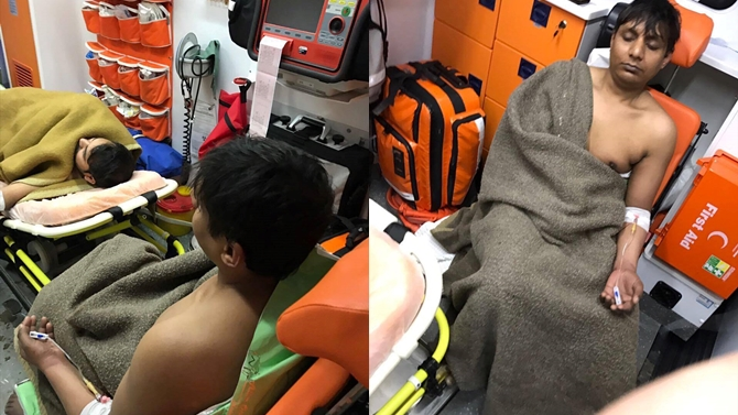 Meriç Nehri'nde bot battı: 3 ölü