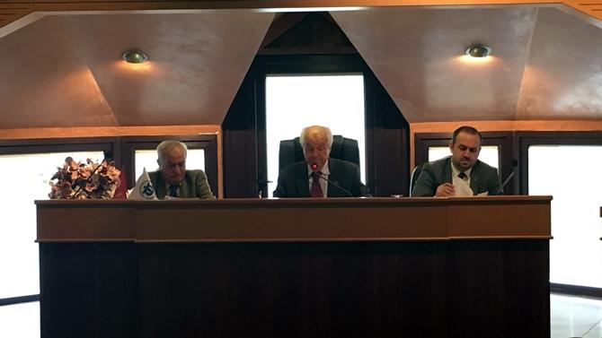 Türk Armatörler Birliği 40. Genel Kurul Toplantısı yapıldı