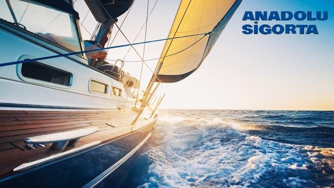Anadolu Sigorta Boat Show'da ziyaretçilerini ağırladı