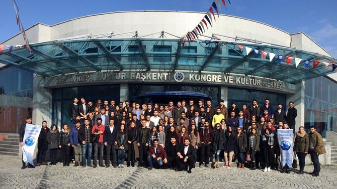 DÖDER 3. Delegasyon Toplantısı YTÜ'de yapıldı