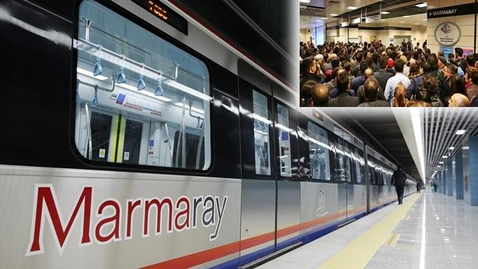 TCDD Genel Müdürlüğü'nden Marmaray açıklaması