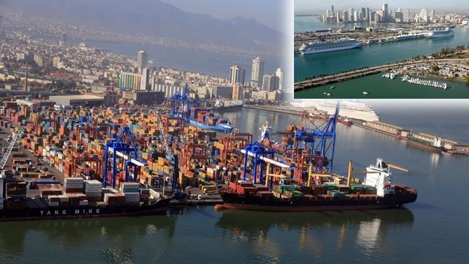 İzmir Alsancak limanı ile Miami limanı kardeş olacaklar