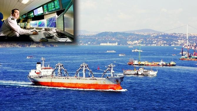 """Akdeniz ve Karadeniz """"Deniz Trafik Merkezi""""yle izlenecek"""