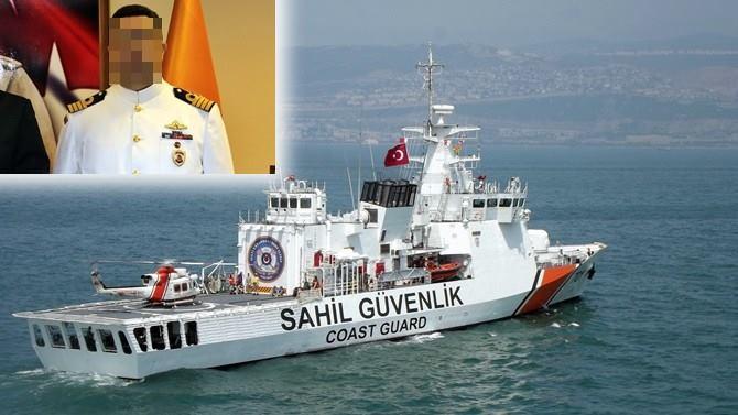 Sahil Güvenlik Karadeniz Bölge Komutanı FETÖ'den gözaltına alındı