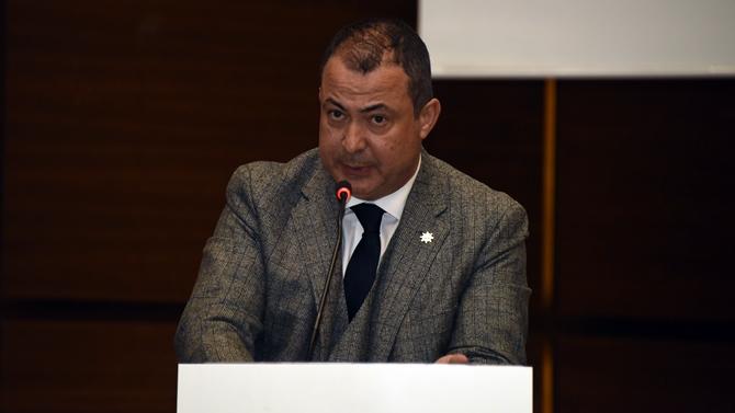 Recep Düzgit TOBB Denizcilik Sektör Meclis Başkanı oldu
