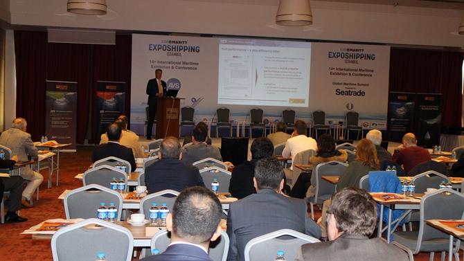 Son teknoloji ürün ve hizmetler Exposhipping'e tanıtılıyor