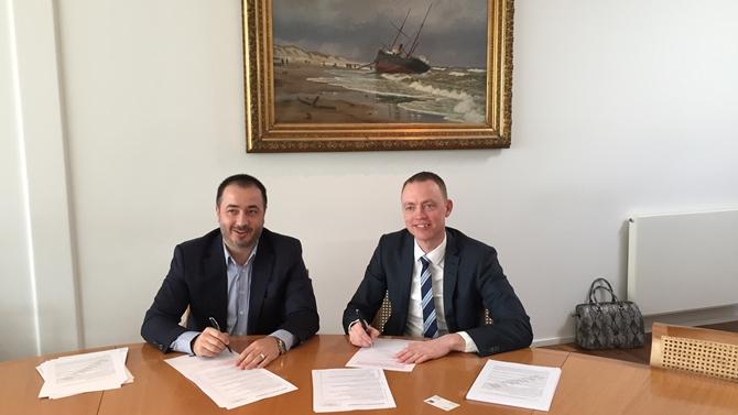 Sanmar ve Svitzer arasında yeni römorkör anlaşması yapıldı