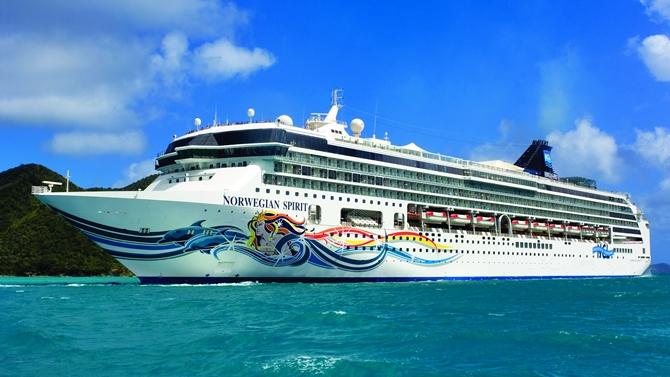 Norwegian Cruise Line, Türkiye'de hizmete başlıyor!