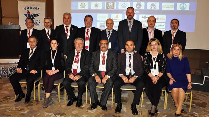Türkiye Denizcilik Federasyonu'nda görev dağılımı yapıldı