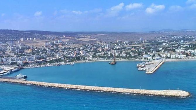Taşucu Limanı'nın  özelleştirilmesi için ihale açıldı