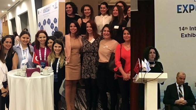 WISTA Türkiye, Mart ayında üç önemli etkinlikte yer aldı