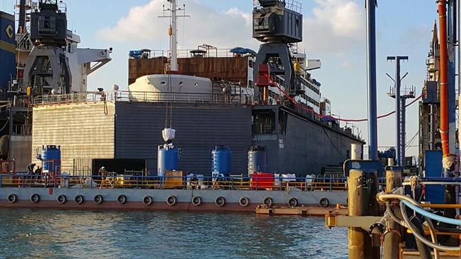 Doğruyol Shipyard, sektöre hızlı giriş yaptı!