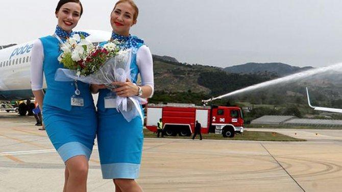 Rus turistlere ilginç karşılama