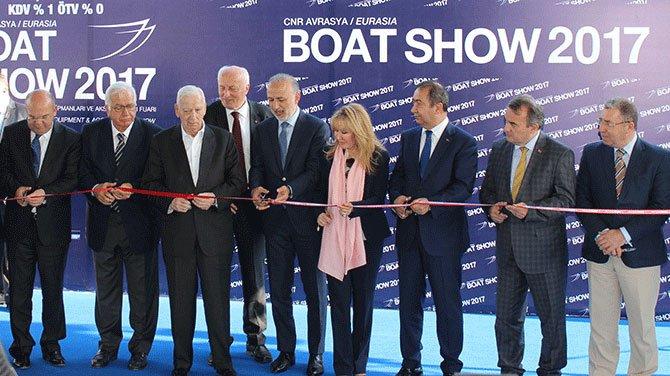Ataköy Marina Mega Yat Limanı hizmete açıldı