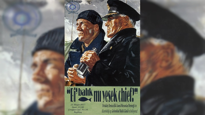 Ortaköylü denizciler balık gününde buluşacak