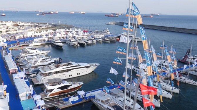 Avrasya Boat Show, 5 binin üzerinde deniz tutkununu ağırladı