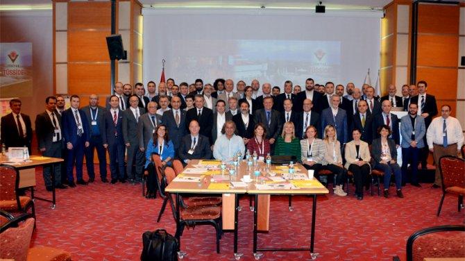KOSDER-TÜSSİDE Denizcilik Arama Çalıştayı yapıldı