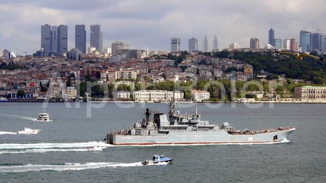 İstanbul Boğazı'nda saldırı alarmı!