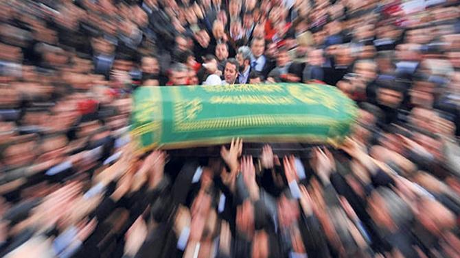 UDHB Ahmet Arslan'ın kardeşi Okan Arslan vefat etti