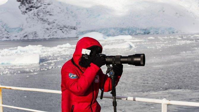 Türkiye ile Ukrayna arasında kutup araştırmalarında işbirliği
