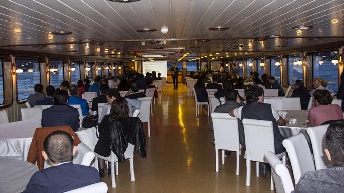 Alestavira Denizcilik - Anka Denizcilik ve KVH Industries arasında işbirliği