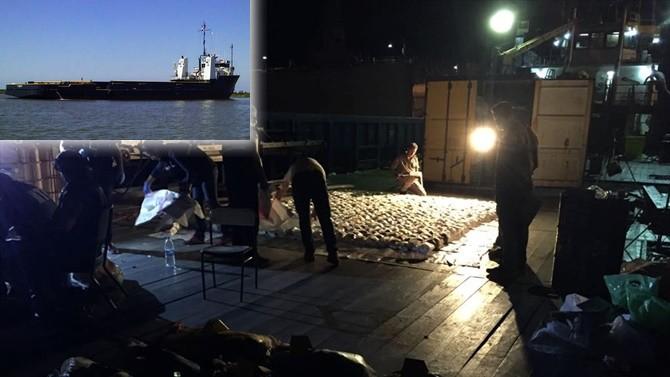 """OSS Commander Tide""da 1071 kilo eroin ele geçirildi"