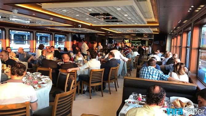 Yaf Diesel, denizcilik sektörünü iftar yemeğinde buluşturdu