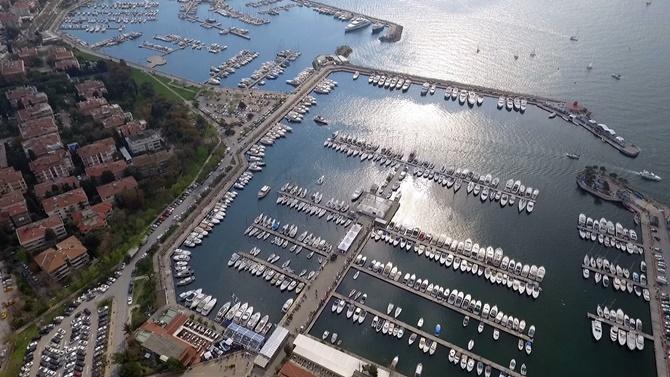 Kalamış Marina'da indirim avantajları devam ediyor